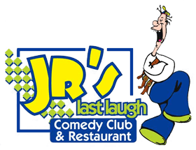 Jrs last laugh logo op