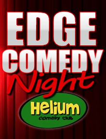 Edge comedy logo