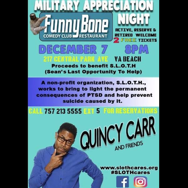 Va Beach Funny Bone Free Tickets