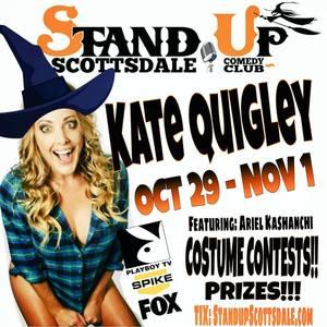 Kate quigley halloween