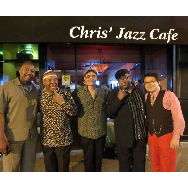 Chris Jazz Cafe Lunch Menu